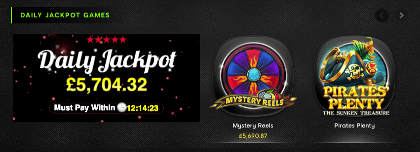 888 casino Slots jackpot
