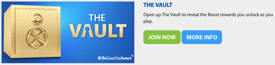 BGO the vault