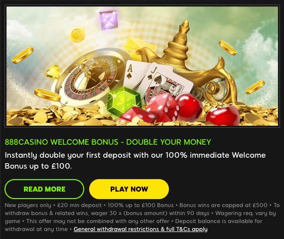 Bonus New players