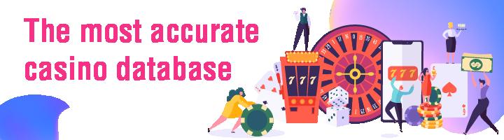 Casino database