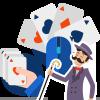 Live Dealer Versus Online Casino Games