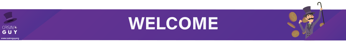 banner welcome casinoguy