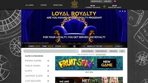 21 casino join