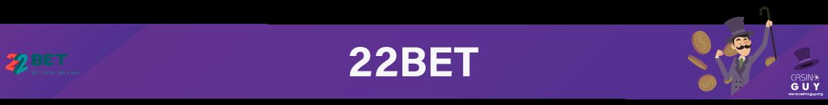 banner 22 bet