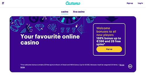 casumo casino join
