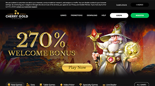 cherry gold casino join