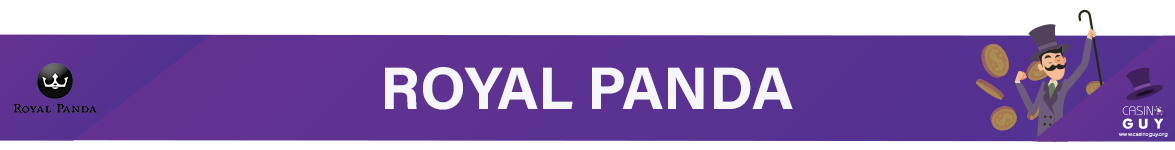 banner royal panda