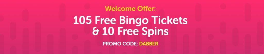 screenshot dabber bingo bonus
