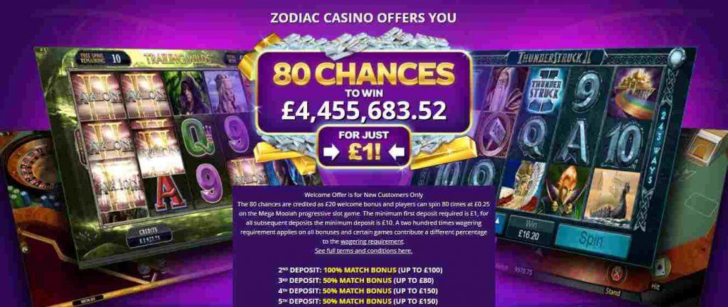 screenshot zodiac casino bonus