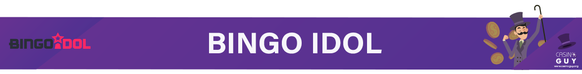 banner bingo idol
