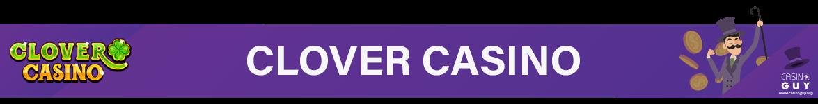 banner clover casino