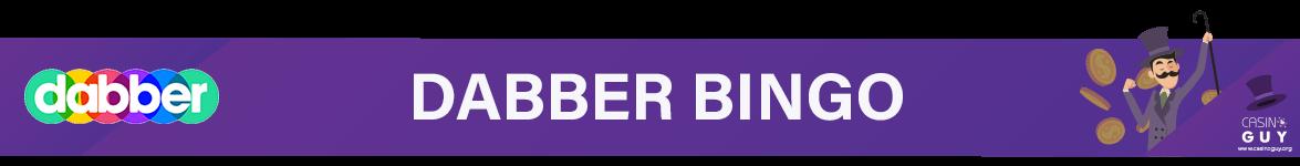 banner dabber bingo