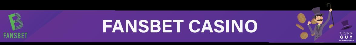 banner fansbet casino