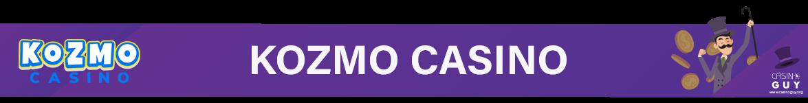 banner kozmo casino