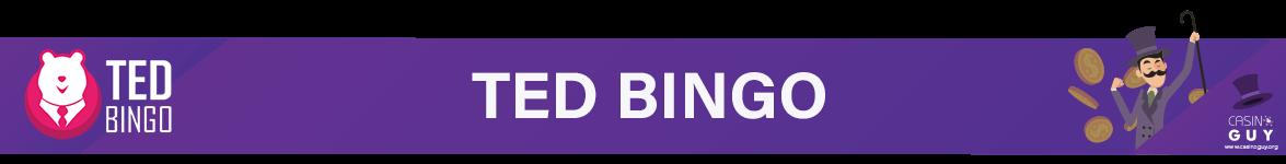 ted bingo banner