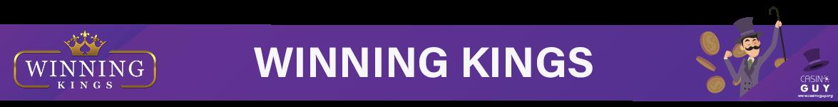 winning kings banner