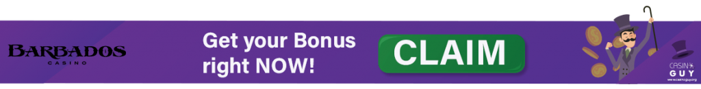barbados casino banner