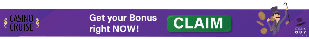 banner bonus casino cruise