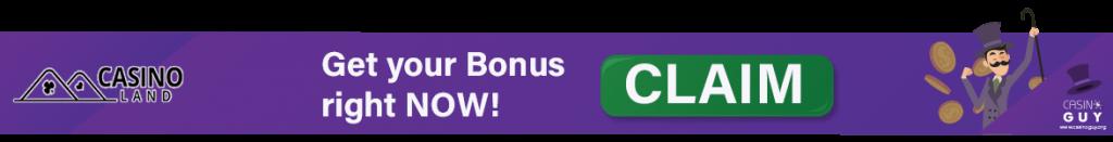 banner bonus casinoland