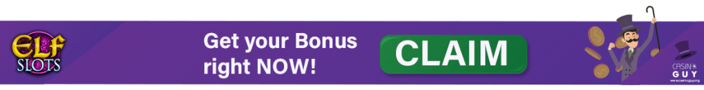 banner bonus elf slots