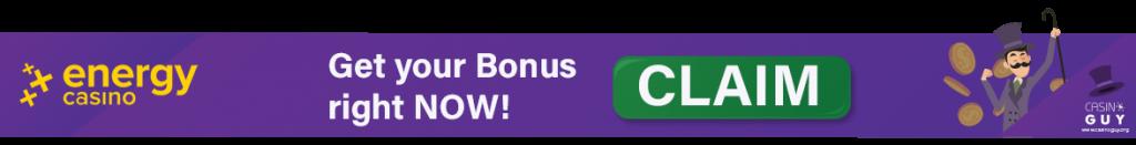 banner bonus energycasino