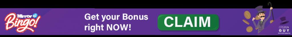 banner bonus mirror bingo
