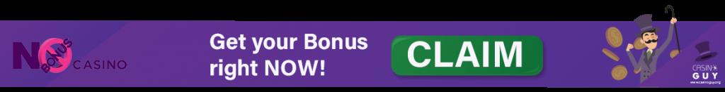 banner bonus nobonus casino