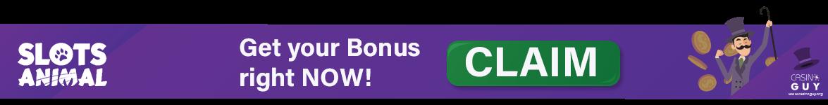 banner slots animal casino bonus