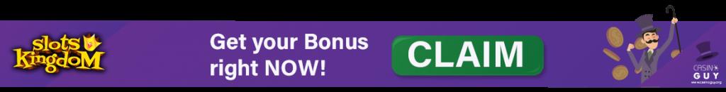 slots kingdom banner bonus