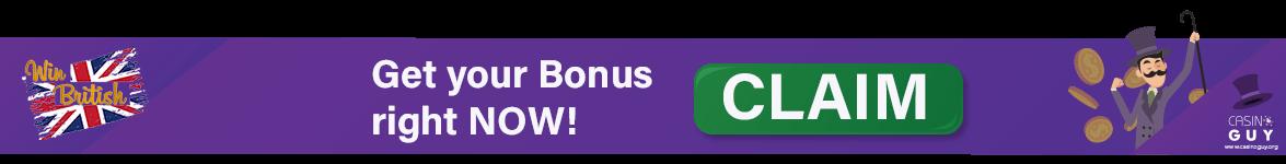 banner bonus winbritish casino