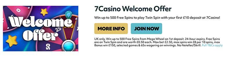 screenshot bonus 7 casino