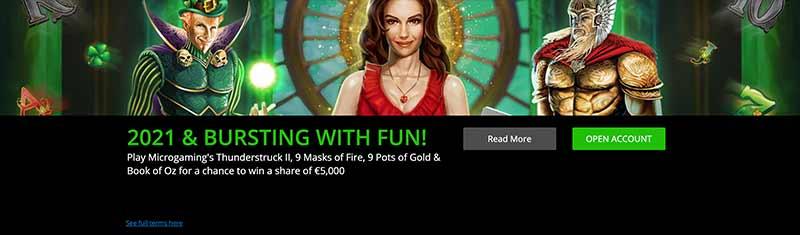 screenshot barbados casino bonus