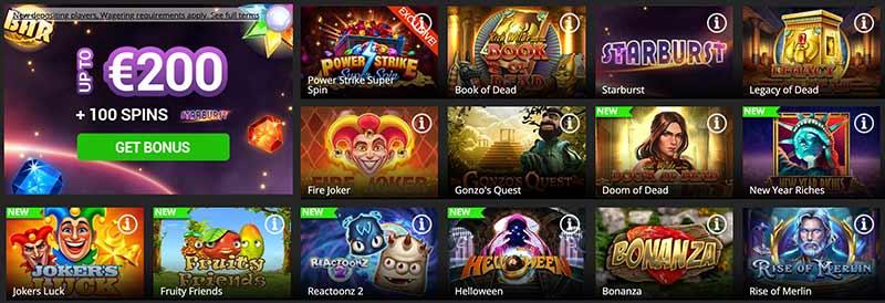 screenshot barbados casino games