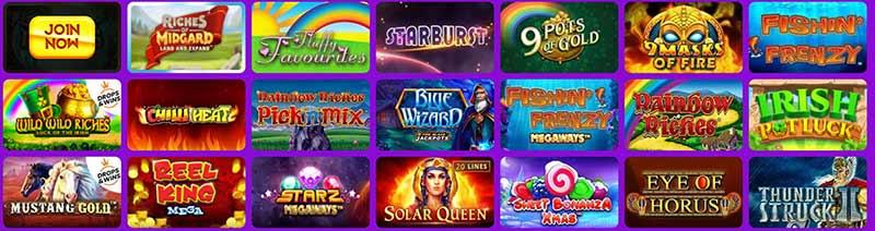 screenshot big thunder slots casino games