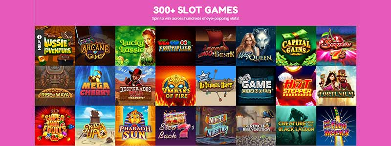 bingo besties casino games screenshot