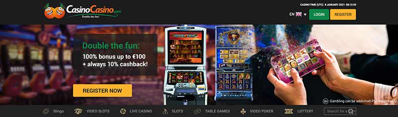 screenshot casino casino interface