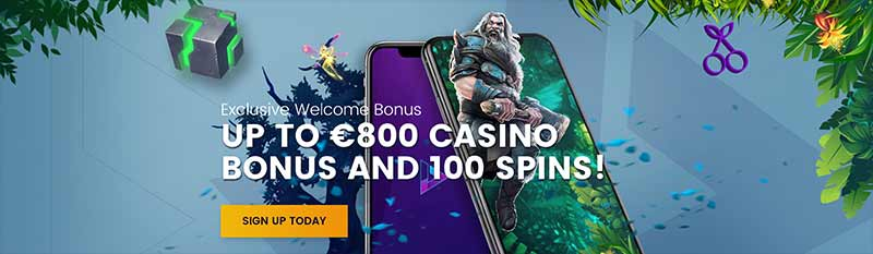 screenshot casiplay casino bonus