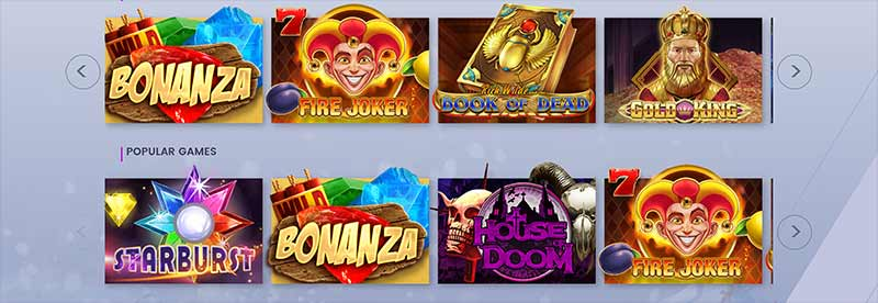 screenshot casiplay casino games