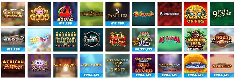 screenshot chilli casino games