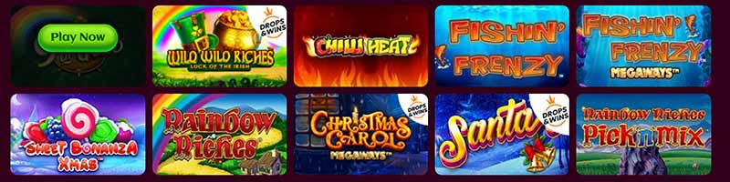 elf slots games screenshot