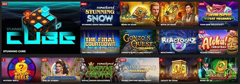 energy casino games screenshot