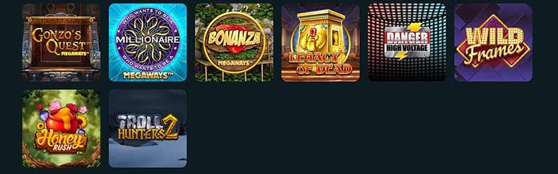 screenshot fansbet casino games