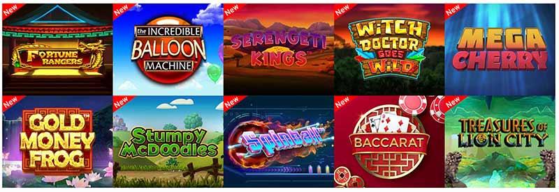 fruity king games screenshot