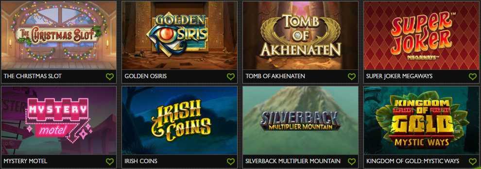 screenshot gday casino games