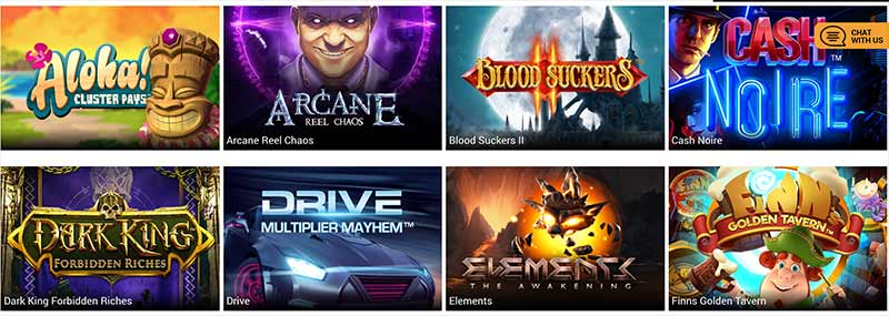 screenshot games goliath casino