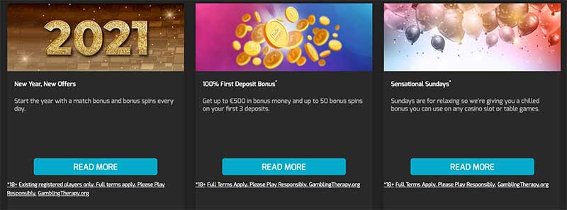 screenshot hello casino bonus