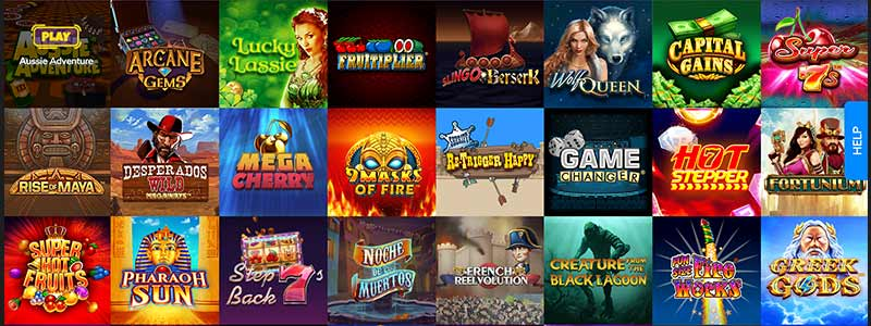 screenshot games kozmon casino