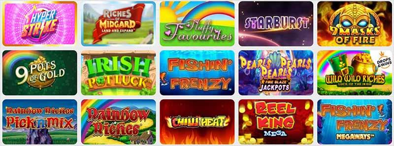 screenshot games loot casino