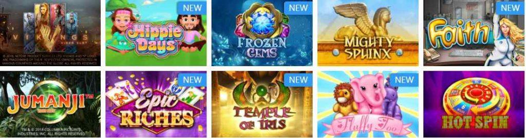 screenshot mr play casino games