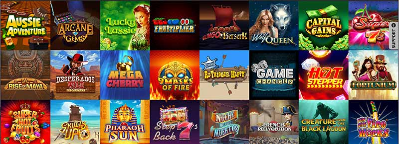 secret slots games screenshot
